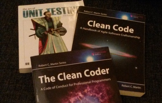 Clean Code, Clean Coder, the art of Unit Testing